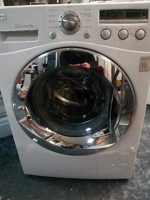 LG 8kg 1200 Spin Washing Machine