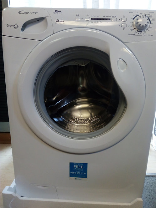 Candy 6kg 1200 Spin Washing machine (slim)