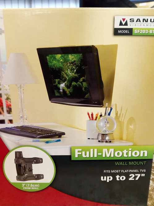 """TV Wall Mount Bracket up to 27"""""""