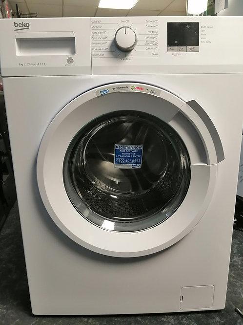 Beko 1200 Spin  8kg Washing Machine