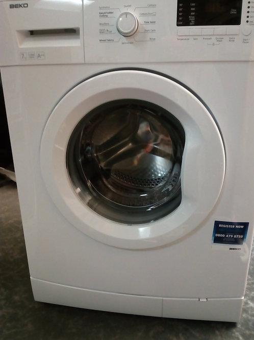 Beko 7kg 1300 Spin Washing Machine
