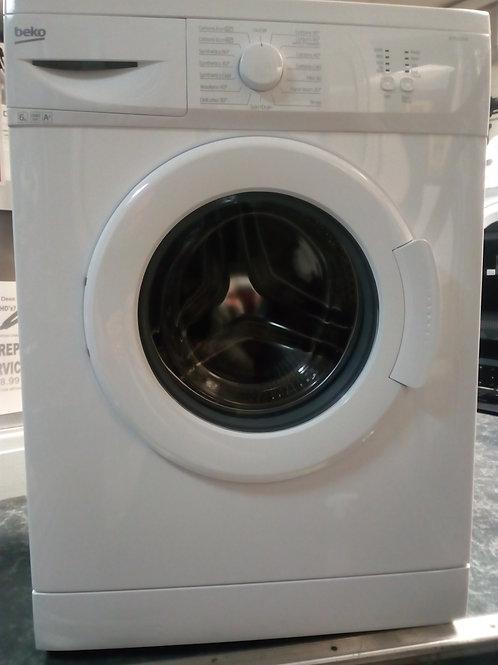 Beko 6kg 1200 Spin Washing Machine Slim