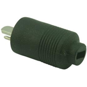 2 Pin DIN Speaker Plug
