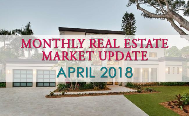 Tampa Bay Real Estate Market Monthly Update - April 2018