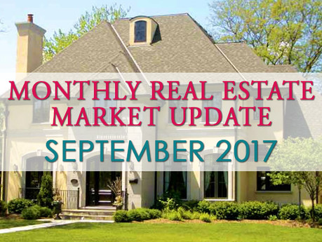 Monthly Market Update - September 2017
