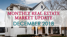 Monthly Market Update - December 2018 & The Year in Review!