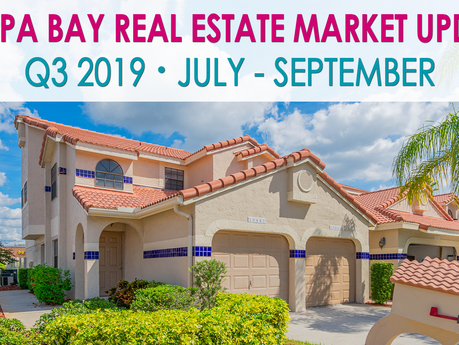 Tampa Bay's Quarterly Real Estate Market Update - Q3 2019