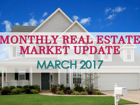 Monthly Market Update - March 2017