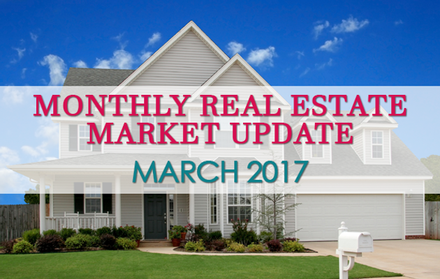 Monthly Market Update - March 2017   Realtor Near Me   Tampa, FL