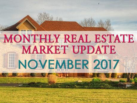 Monthly Market Update - November 2017