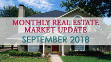 Monthly Market Update - September 2018