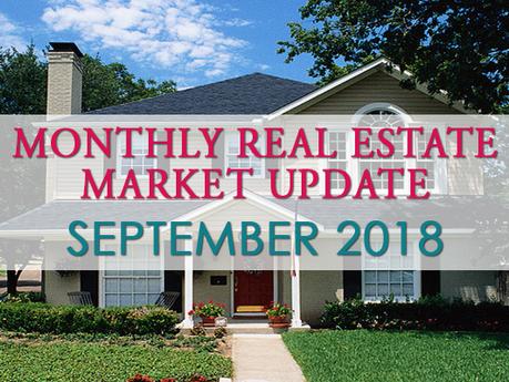 Monthly Market Update - September 2018
