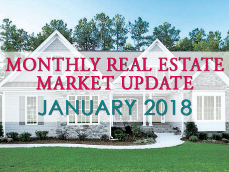 Monthly Market Update - January 2018