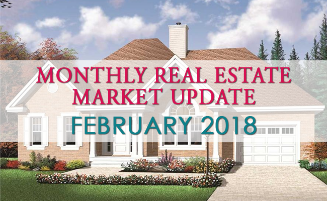 February Tampa Bay Real Estate Market Update