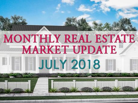 Monthly Market Update - July 2018