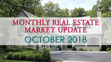 Monthly Market Update - October 2018