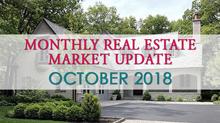Monthly Market Update - October 2018
