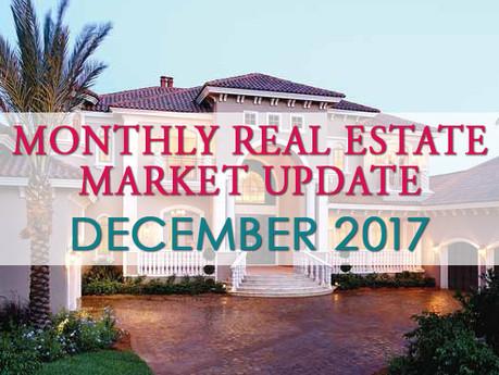 Monthly Market Update - December 2017