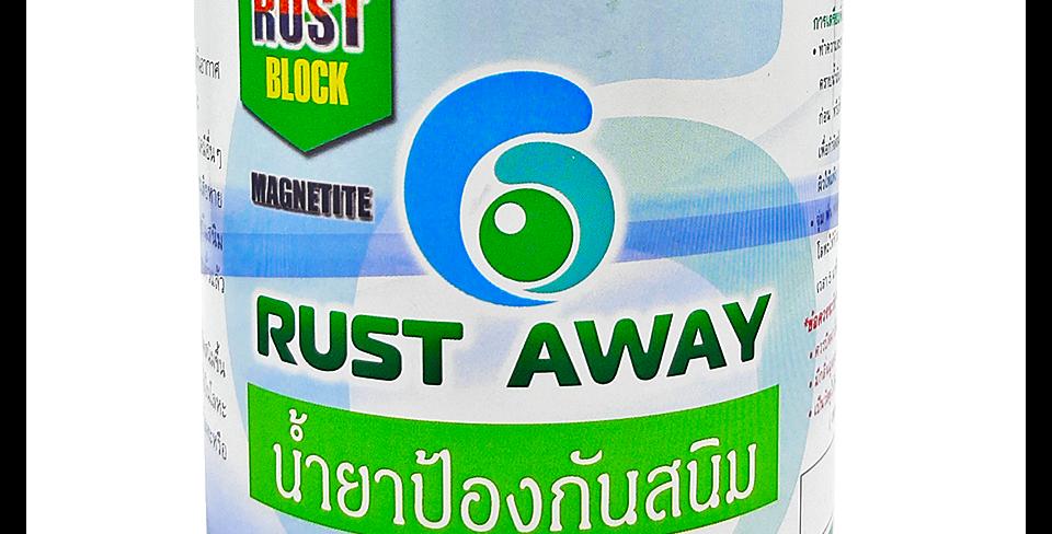 RUST BLOCK น้ำยาป้องกันสนิม