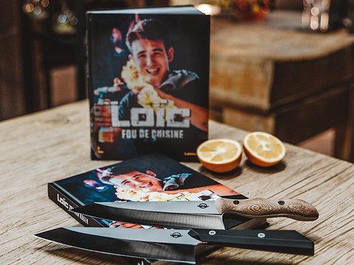 Moustache + gratis boek 'Zot van Koken'