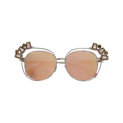 Golden Tribal Sunglasses