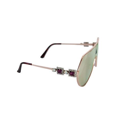 Amethyst Branta Sunglasses