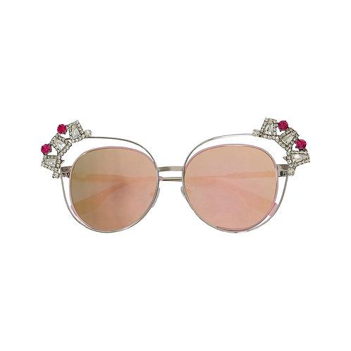 Pink Tribal Sunglasses