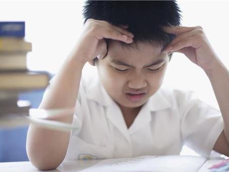 孩子压力你知多少?