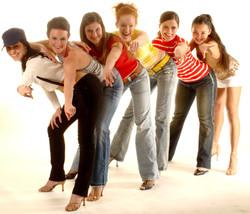 Mamborico Dance Company - Team