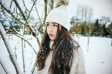 Izzy hat and snow.jpg