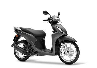 Honda Vision 110 Mat Carbonium Grey Meta