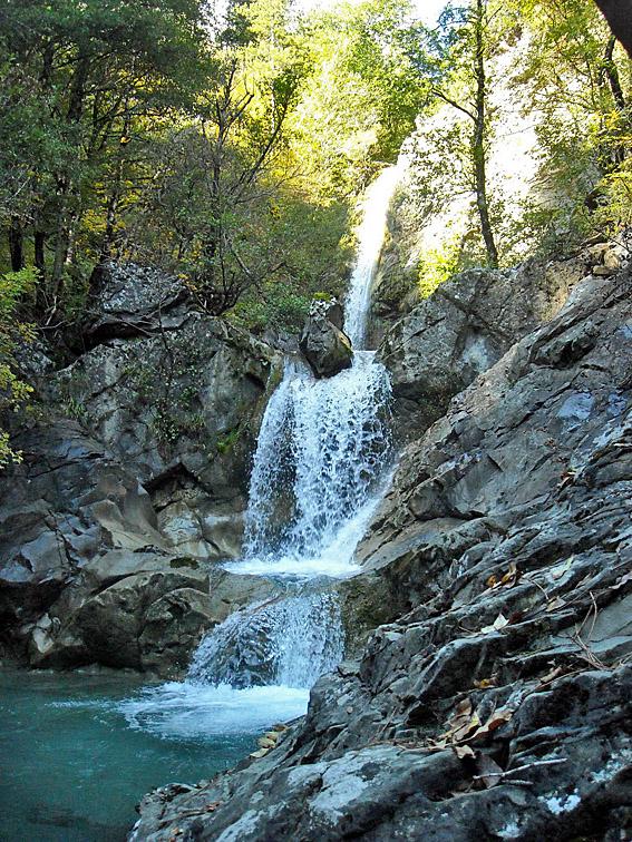 Zagori Wasserfall