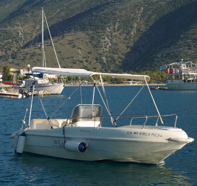 30PS Boote für einen schönen Ausflug