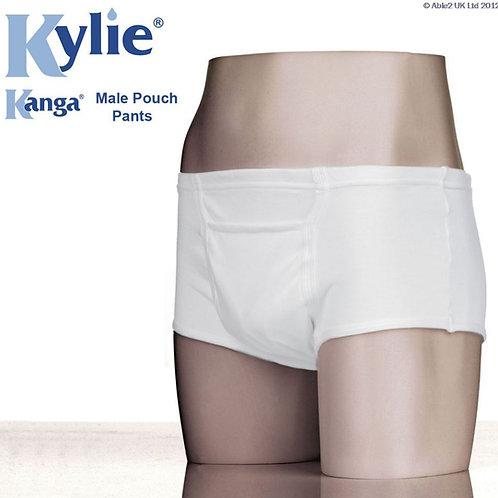 Kanga Male Pouch Pants - M