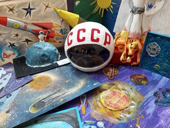 "Итоги конкурса ""Рокот космодрома"""