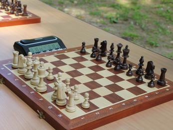 В Центральном парке отметили Международный день шахмат