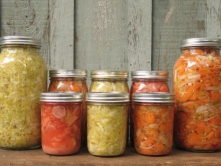 Eat The Way Your Ancestors Did: Fermented Foods 101