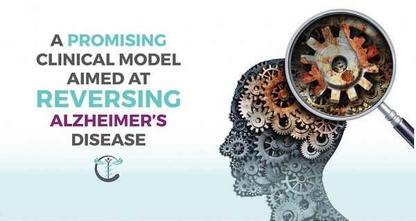 A promising clinical model aimed at reversing Alzheimer's Disease
