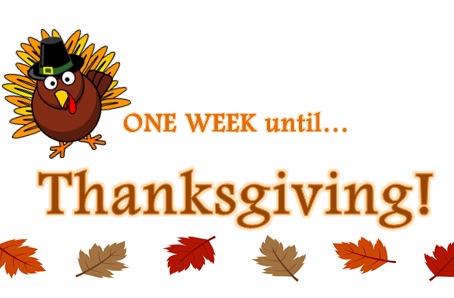 Countdown to Thanksgiving!: The Rothfeld Center's Featured Paleo Recipes