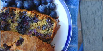 Blueberry and Chocolate Chip Pumpkin Loaf: The Rothfeld Center's Featured Paleo FALL Recipe