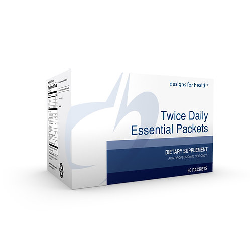 DFH - Twice Daily Essential Packets 60