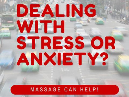 Massage & Anxiety