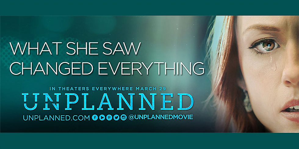 FREE Viewing of Unplanned