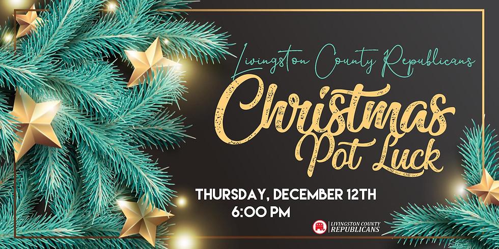 LCRP's 2019 Christmas Pot Luck