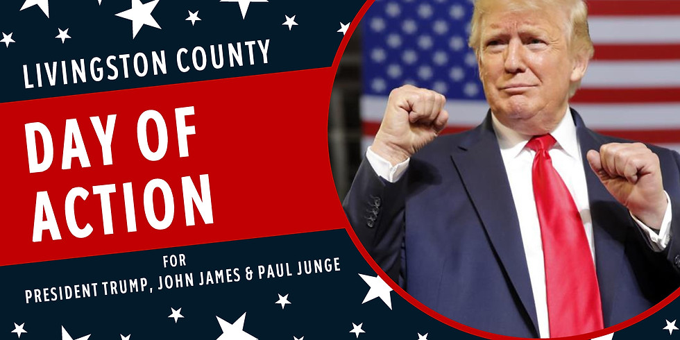 Livingston County GOP Day of Action