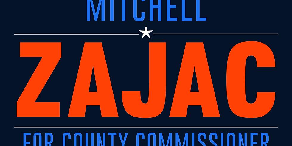 Mitchell Zajac for County Commissioner Fall BBQ
