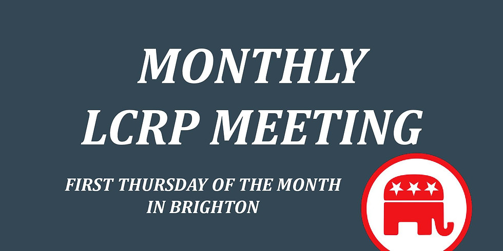LCRP Executive Committee Meeting: January 2020