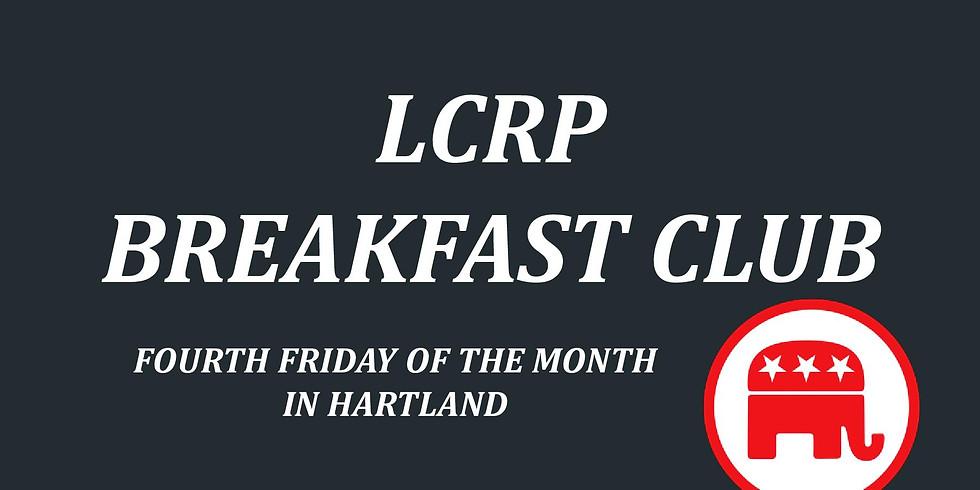 LCRP Breakfast Club: Hartland & Brighton Area