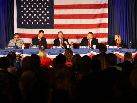 MI Radio: The GOP race is now officially on in the 8th Congressional District
