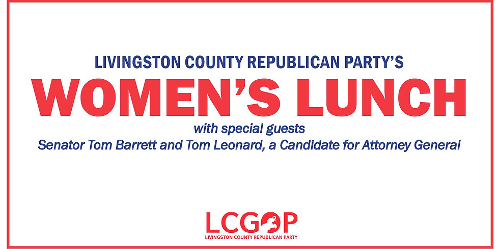 Livingston County Republican Party: Women's Lunch